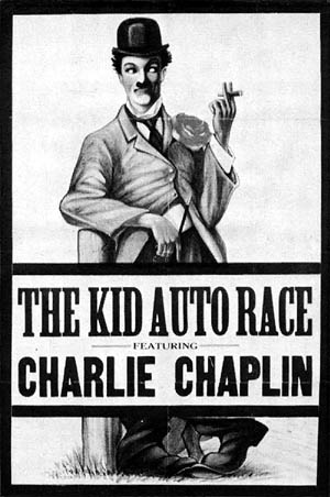 Charlie Chaplin The Kid Auto Race