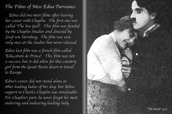 edna purviance final film for charles chaplin studios - the sea gull - directed by josf von sternberg edna purviance last film education du prince
