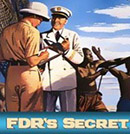 Jack Squire films in FDR Secret Air Force