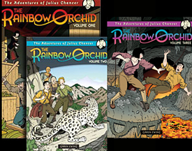 The Rainbow Orchid Volumes