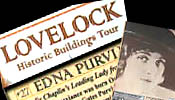 Lovelock Walking Tour Brochure